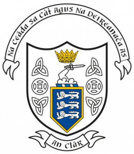 The Clare GAA Crest