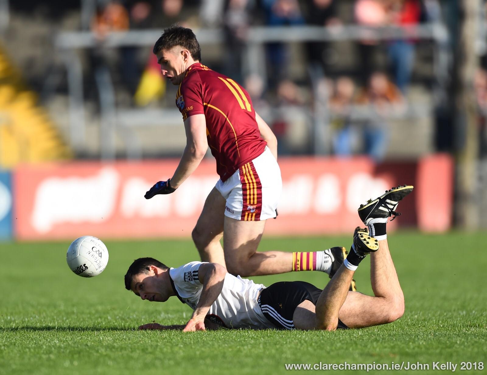 St Joseph's through to Munster Senior Football Final